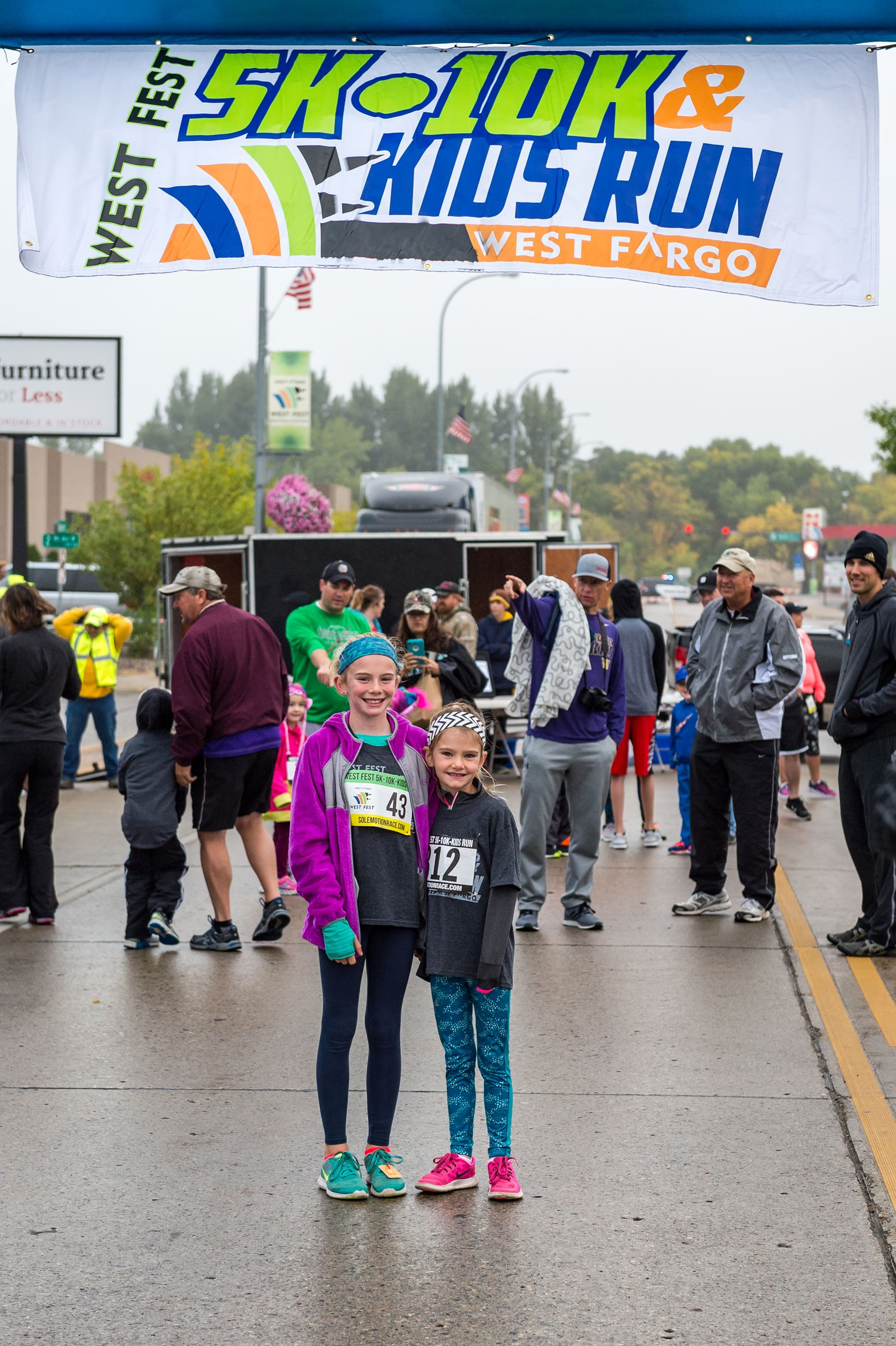 West Fest Fun Run, 5k and 10k