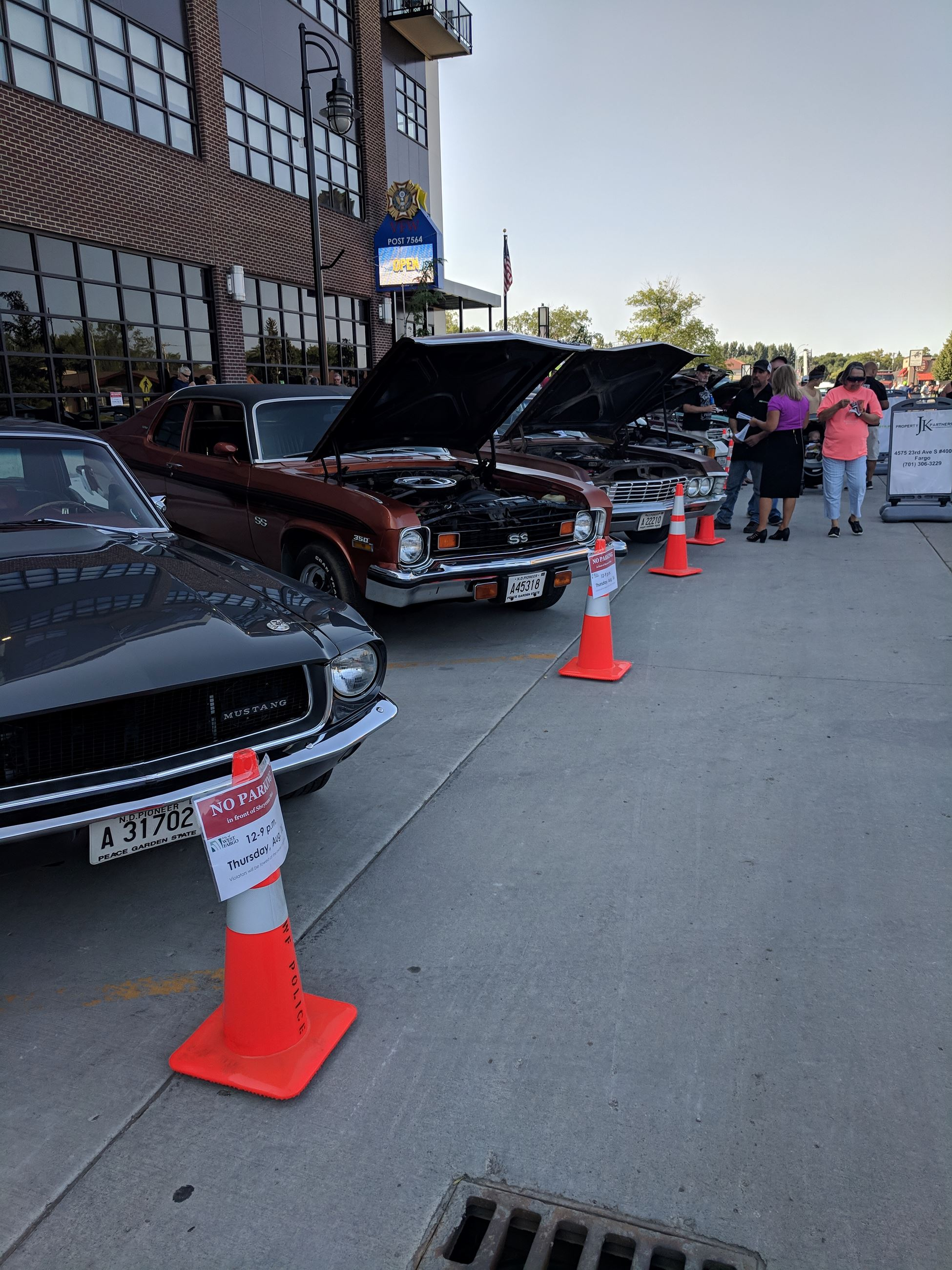 August 2018 Cruise Night - 13