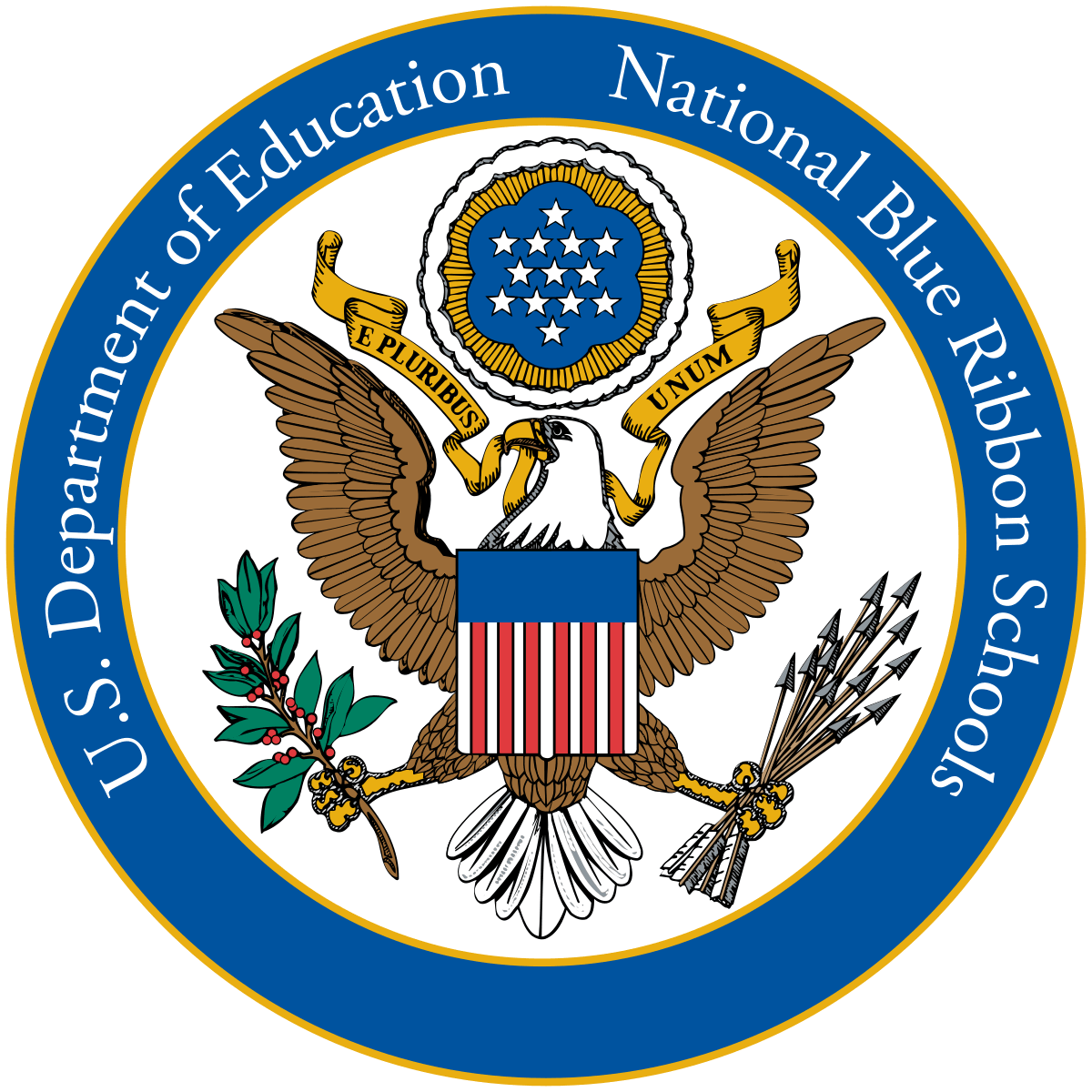 National Blue Ribbon Schools Seal