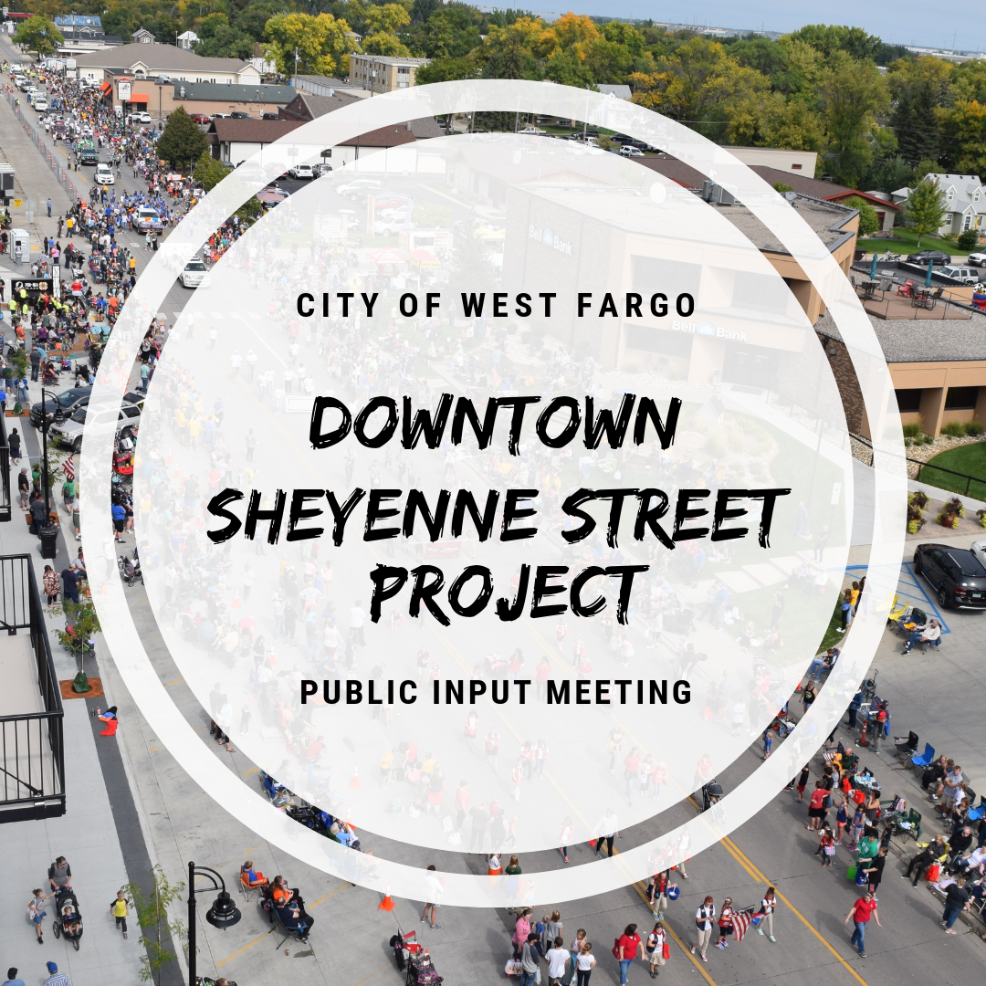 Downtown Sheyenne Street Project