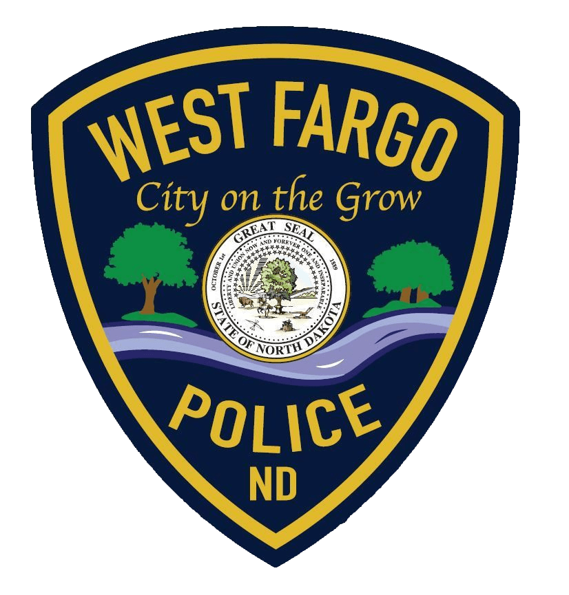 West Fargo Police Department patch logo