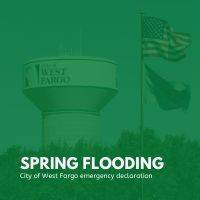 Spring Flooding Emergency Declaration