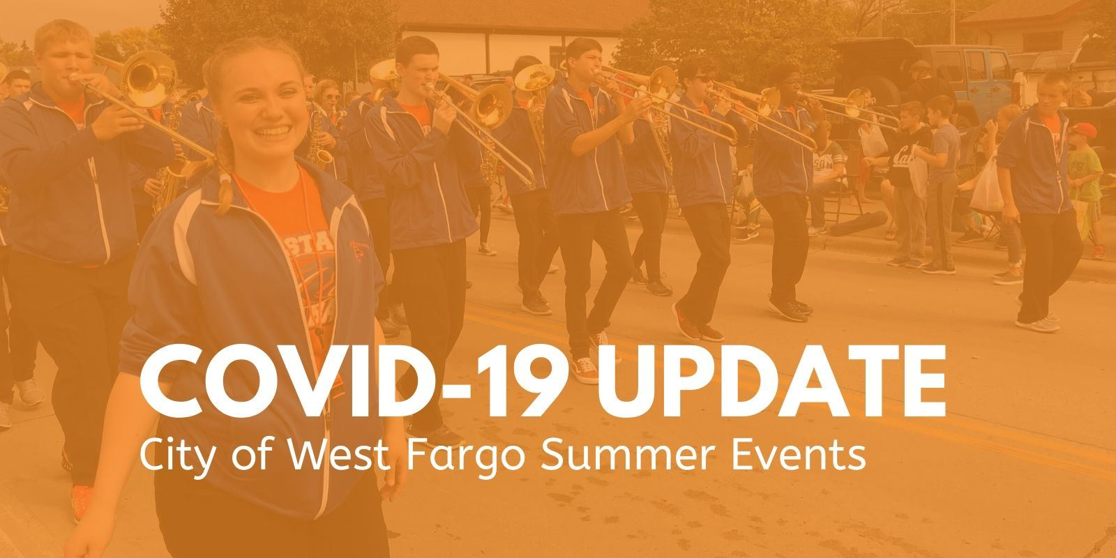 COVID-19 Summer Events Update