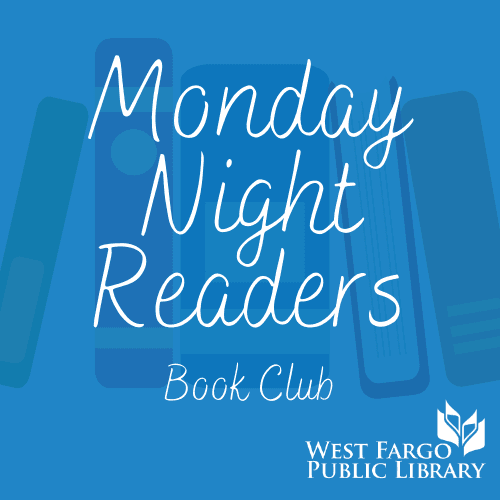 Monday Night Readers Book Club Opens in new window